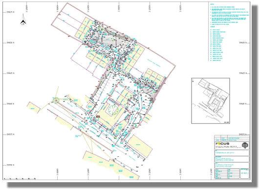 Focus Surveys Limited, Cork - As Built Surveys